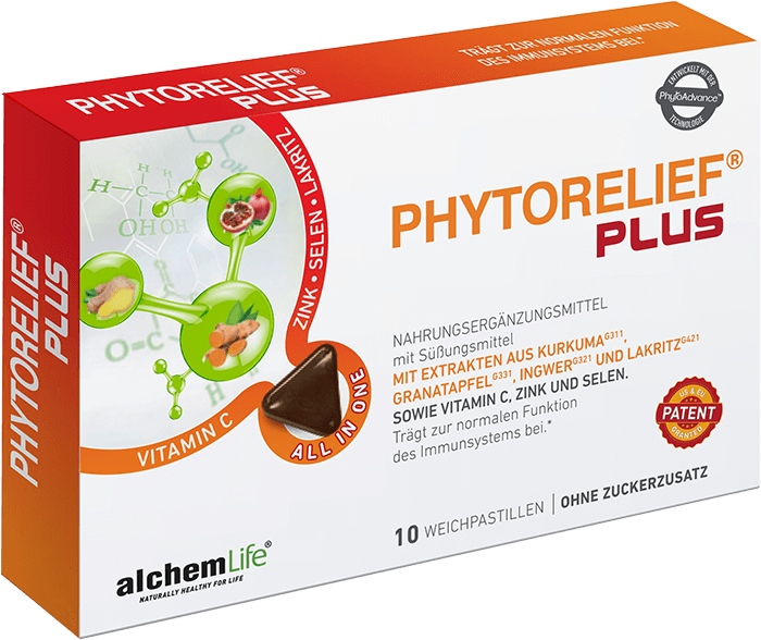Phytorelief<sup>®</sup> Plus